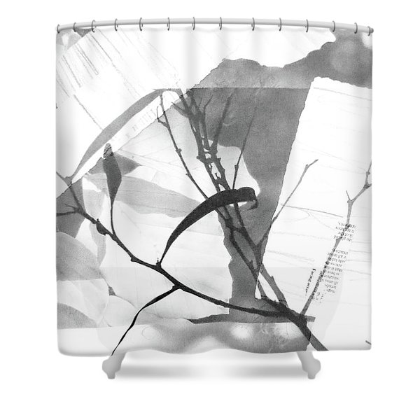Canopy No. 2 Shower Curtain