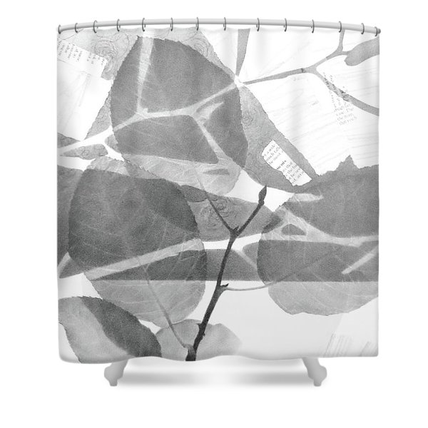 Canopy No.1 Shower Curtain
