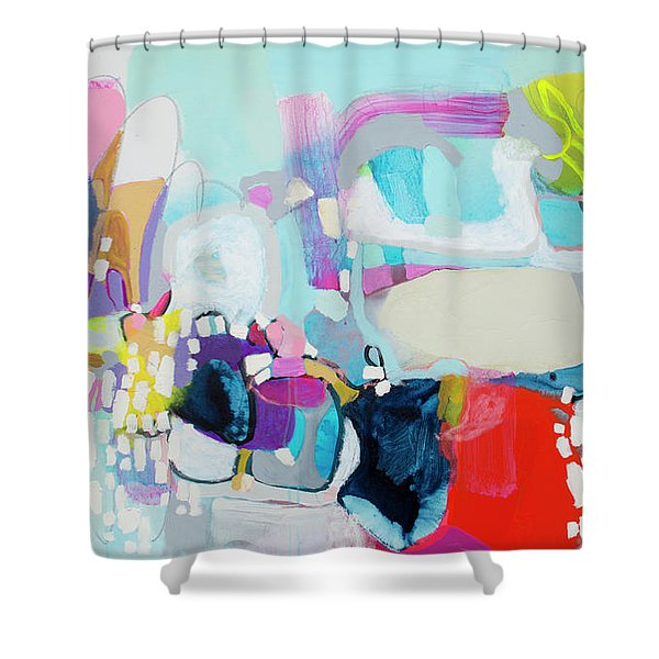Can't Wait Shower Curtain