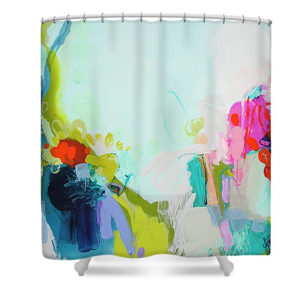Can't You See Shower Curtain