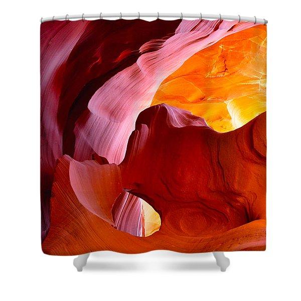 Canyon Dreams 4 Shower Curtain