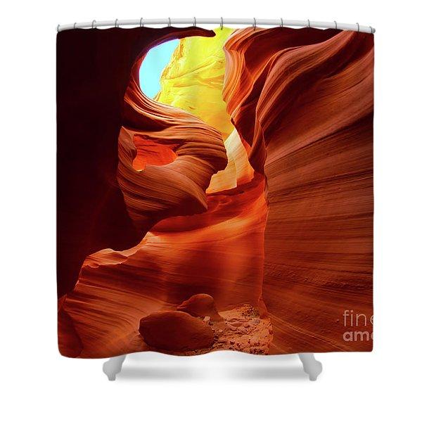 Canyon Dreams 6 Shower Curtain