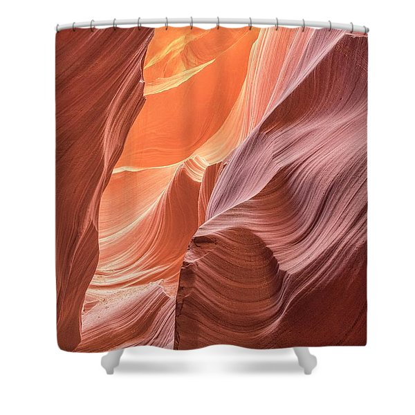Canyon Magic  Shower Curtain