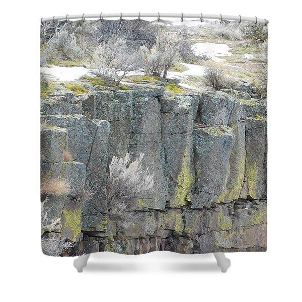 Canyon Rim Shower Curtain
