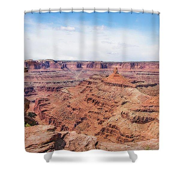 Canyonlands Near Moab Shower Curtain