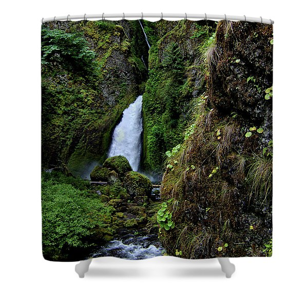Canyon's End Shower Curtain