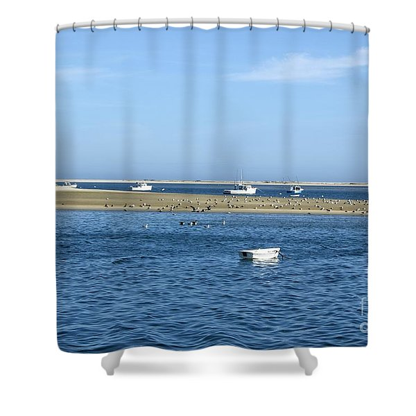 Cape Cod Tranquility Shower Curtain