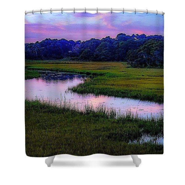Cape Light Shower Curtain