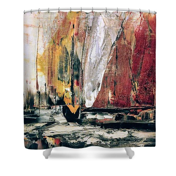 Cape Of Good Hope Shower Curtain