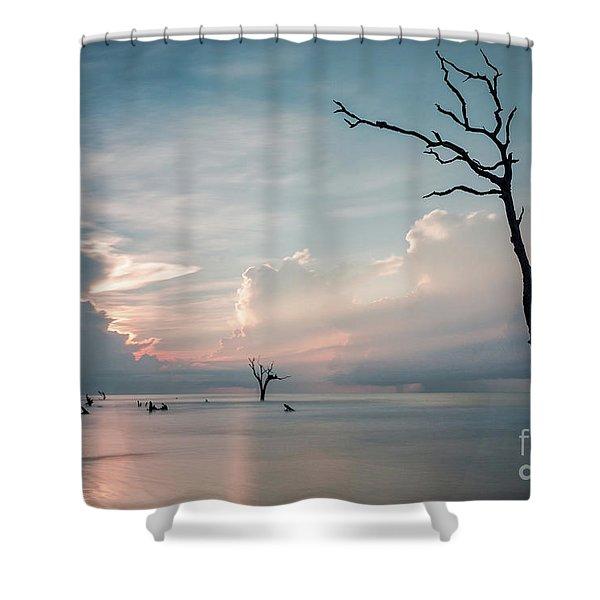 Cape Romain Shower Curtain