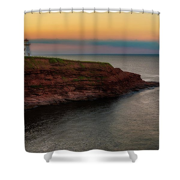 Cape Tryon Shower Curtain