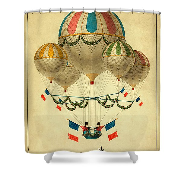 Shower Curtain featuring the photograph Card Happy Birthday by Robert G Kernodle