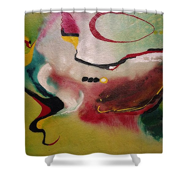 Cardinals Nest Shower Curtain