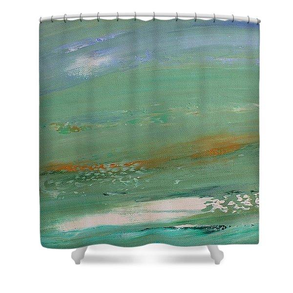 Caribbean Shower Curtain