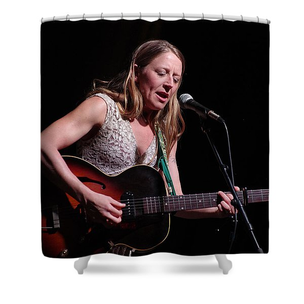 Carrie Elkin Shower Curtain
