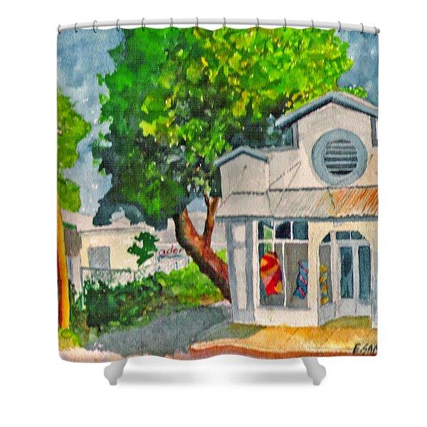 Caseys Place Shower Curtain