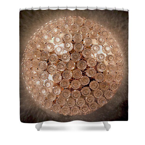 Castle Upper Hall Shower Curtain