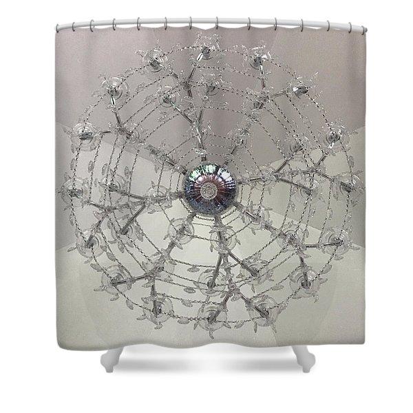Castle Master Shower Curtain