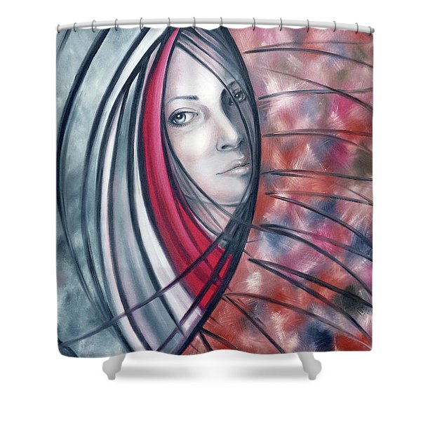 Catch Me If You Can 080908 Shower Curtain