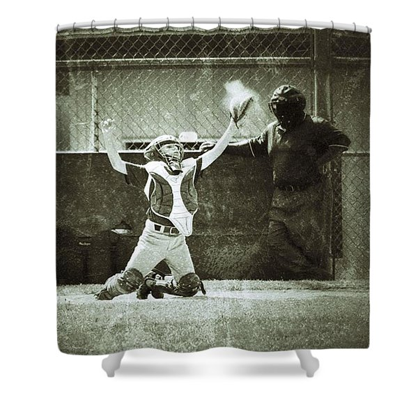 Catch Shower Curtain