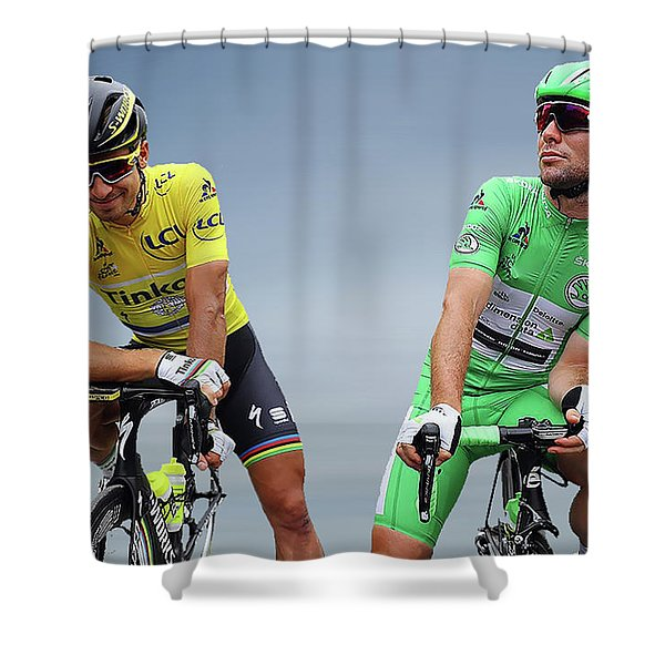 Cavendish V Sagan 1 Shower Curtain