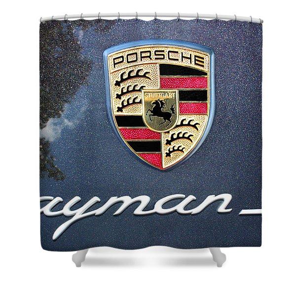 Cayman S Shower Curtain