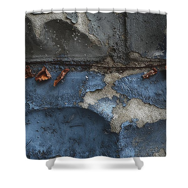 Cease Upon Midnight Shower Curtain