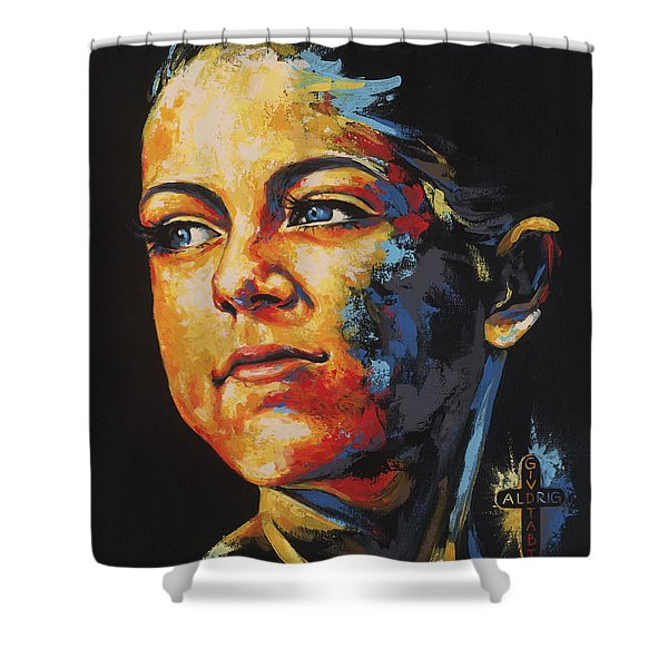 Cecilie Shower Curtain
