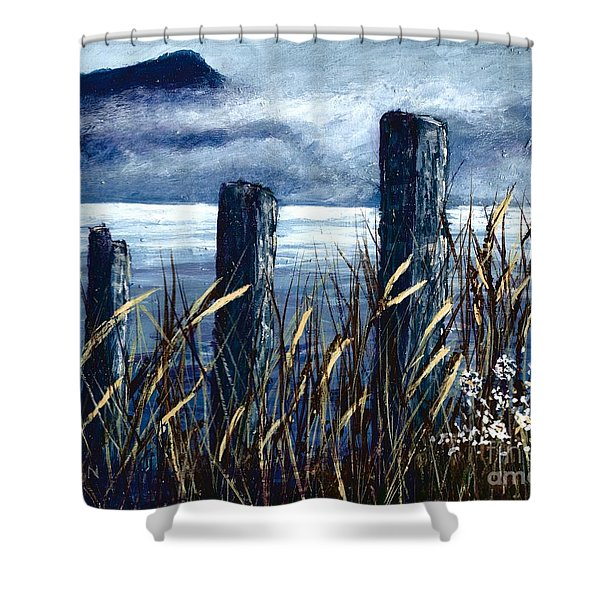 Cedar Cove  Shower Curtain