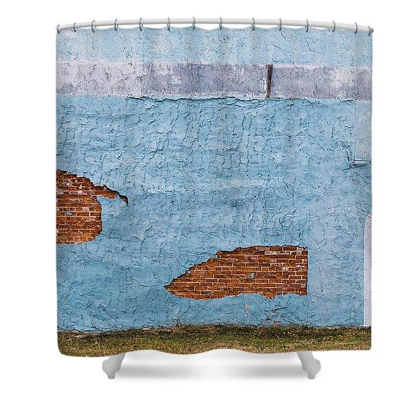 Cedartown, Georgia Shower Curtain