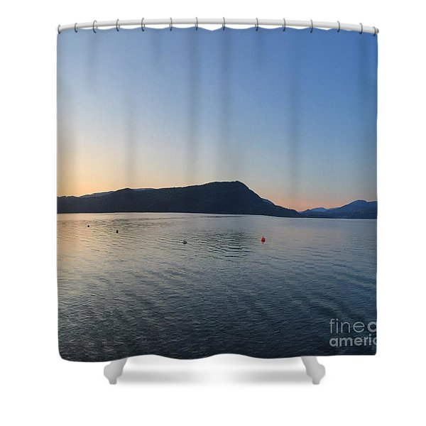 Celista Sunrise 2 Shower Curtain