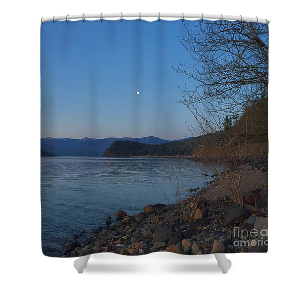 Celista Sunrise 3 Shower Curtain