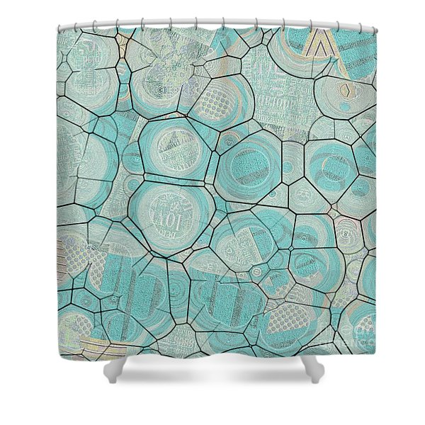 Cellules - 04c1 Shower Curtain
