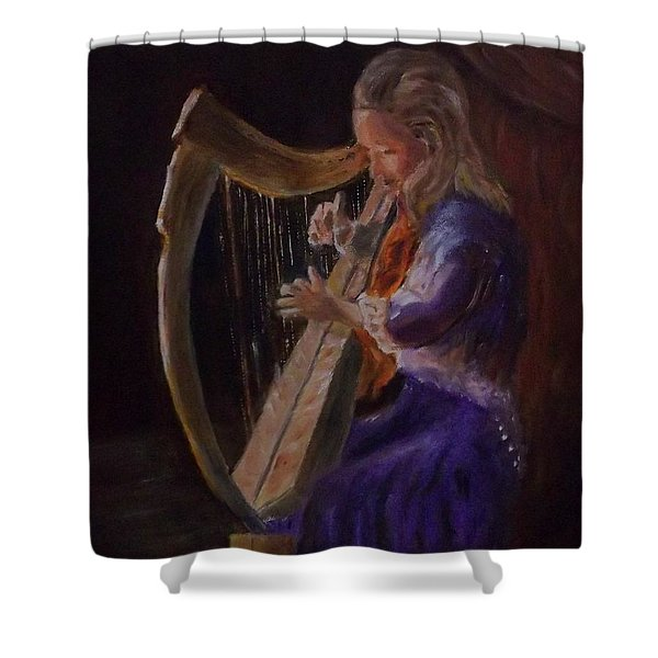 Celtic Shower Curtain