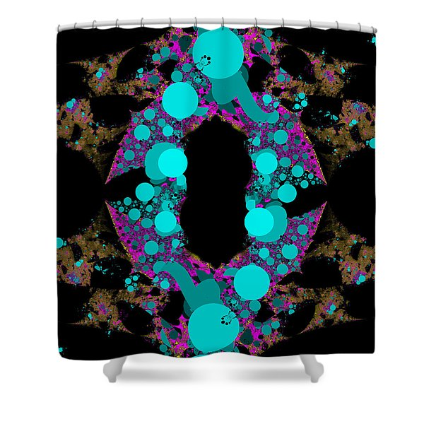 Chamention Shower Curtain