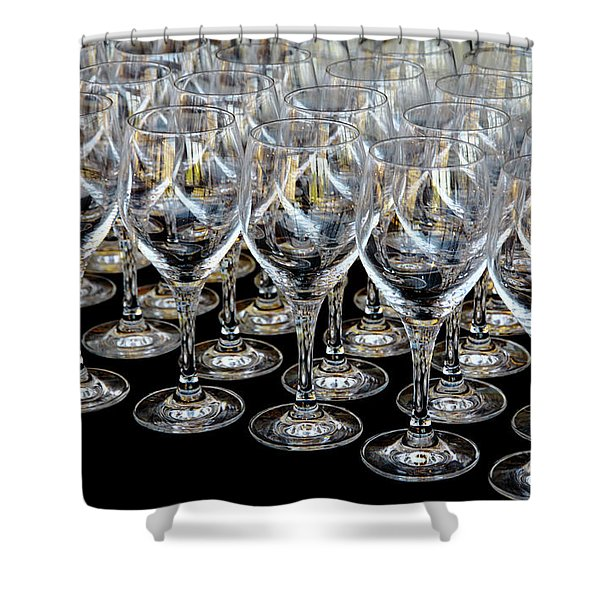 Champagne Army Shower Curtain