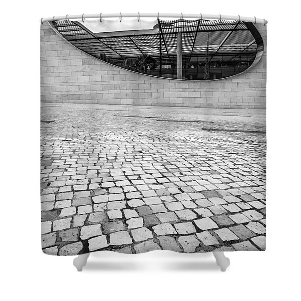 Champalimaud Centre For The Unknown II Shower Curtain