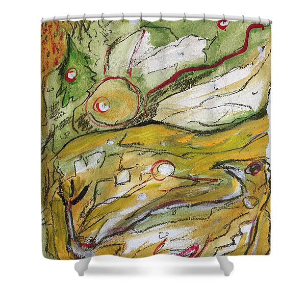 Change Of The Seasons Shower Curtain