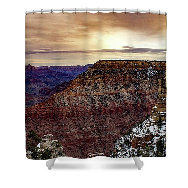 Changing Of The Seasons Shower Curtain