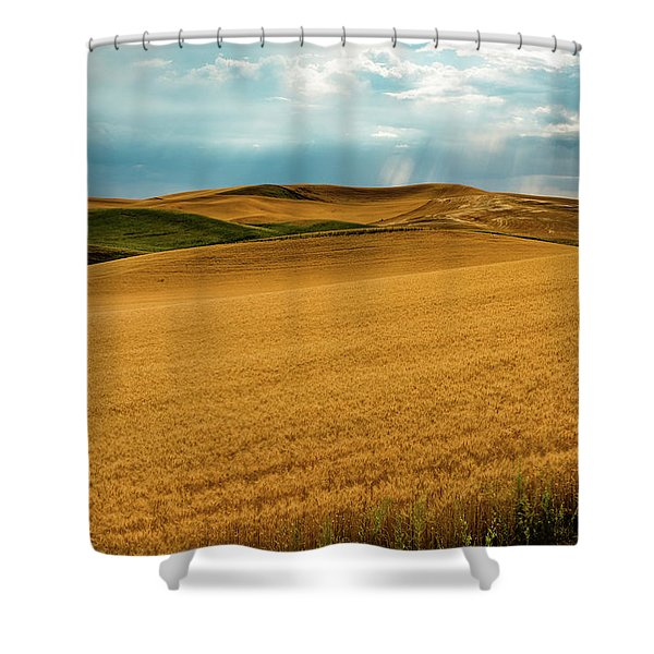 Changing Weather Shower Curtain