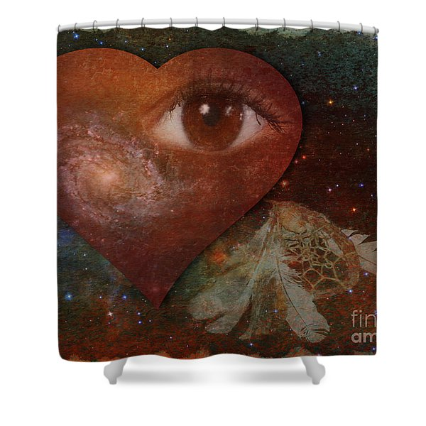 Chante Ista 2015 Shower Curtain