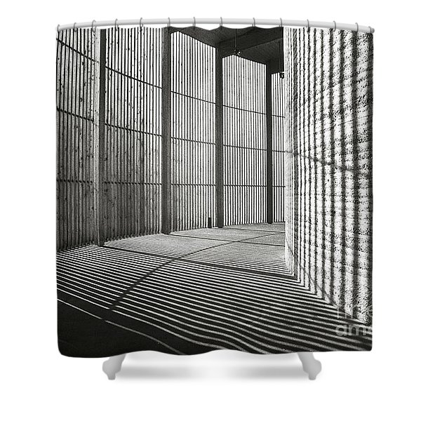 Chapel Of Reconciliation  Shower Curtain