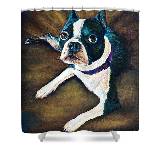 Charles Shower Curtain