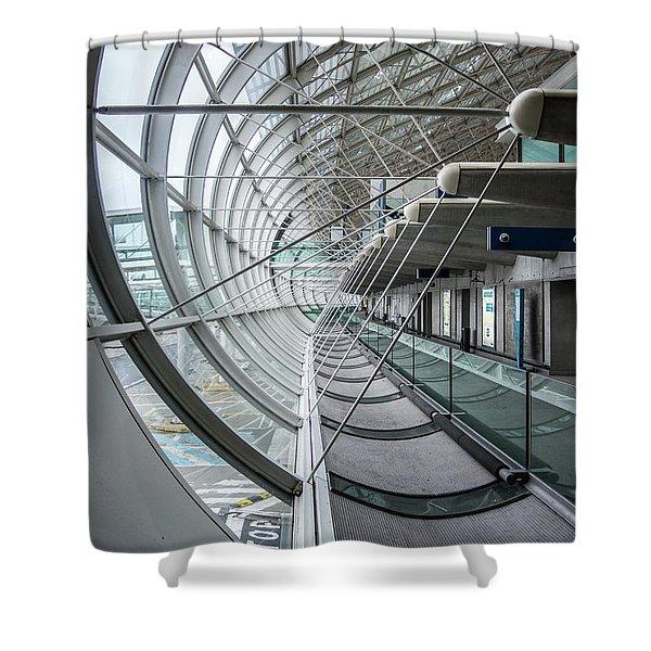 Charles De Gaulle Shower Curtain