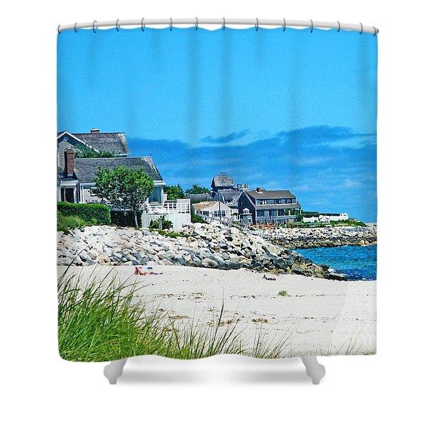 Chatham Cape Cod Shower Curtain