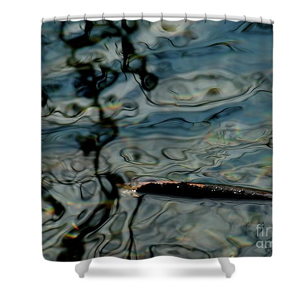 Chathampond05 Shower Curtain