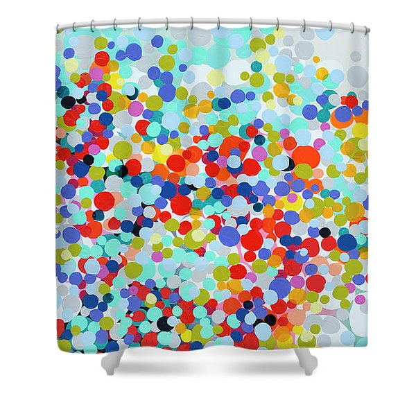 Chatter Shower Curtain