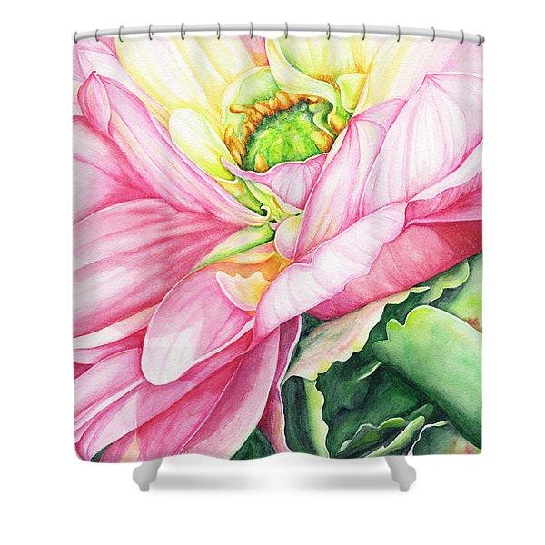 Chelsea's Bouquet 2 Shower Curtain
