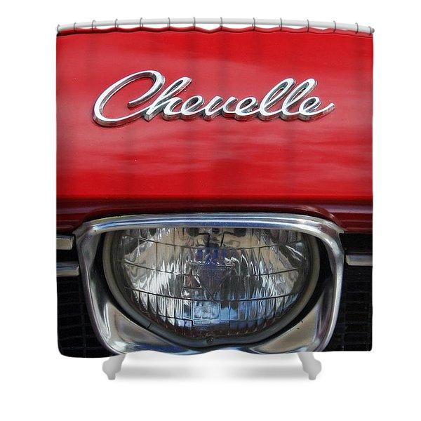 Chevelle Shower Curtain