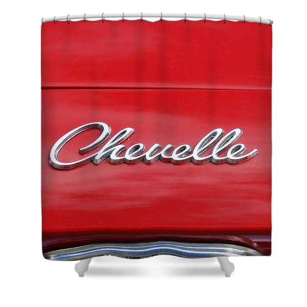 Chevelle Shower Curtain